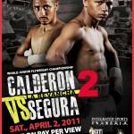 Rematch is a Repeat: Segura Again Overwhelms Calderon