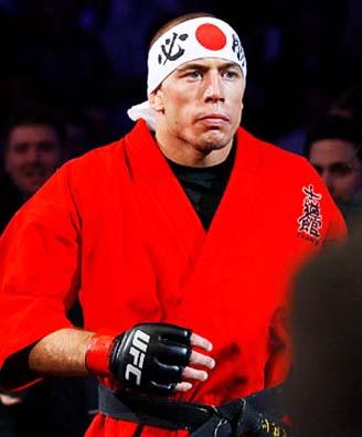 The Hardcore Ninja GSP-karate-outfit
