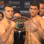 Jeff Horn vs Gary Corcoran WBO championship live stream from Australia