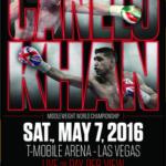Watch Live Online! Canelo Alvarez vs Amir Khan WBC Middleweight Championship