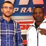 Livestream of Lomachenko vs Rigondeaux Weigh Ins