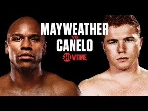 Mayweather vs. Canelo The One