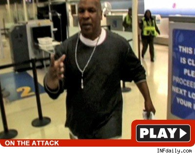 Mike Tyson TMZ video