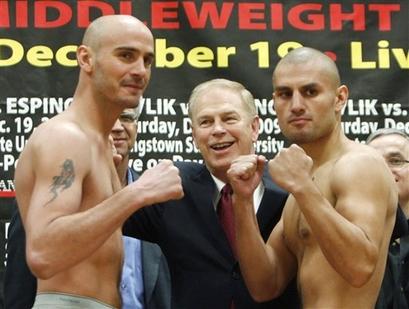 Pavlik Espino Boxing