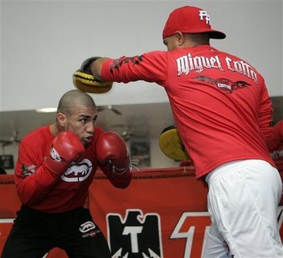 Boxing Cotto