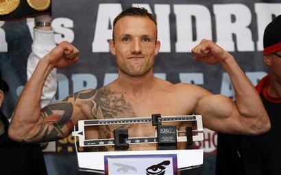 Ward Kessler Boxing