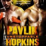 Pavlik vs. Hopkins replay on HBO Oct. 25