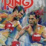 New Pacquiao vs. De La Hoya Ring Magazine Cover.