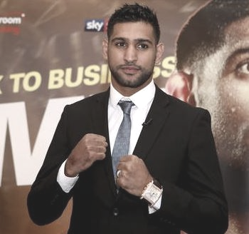 The King is Back! Amir Khan starches Phil Lo Greco in a ferocious performance