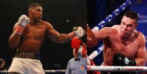 Watch Anthony Joshua vs Joseph Parker LIVE on Showtime Championship Boxing