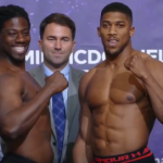 Watch Live: Anthony Joshua vs. Charles Martin Heavyweight Boxing Championship