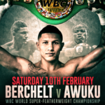 Watch Miguel Berchelt Defend His WBC Title Against Maxwell Awuku Live On BoxNation