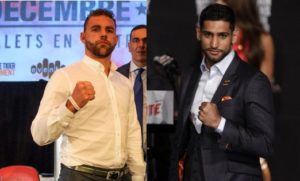 "Billy Joe Saunders calls Amir Khan a ""little coward"" for blocking him on Twitter"