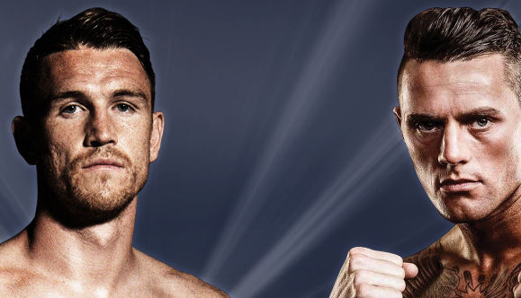 Callum Smith switches focus to unfamiliar foe, Nieky Holzken