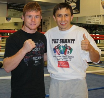 CaneloGolovkinTogether