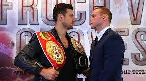 Carl-Froch-George-Groves-Stare