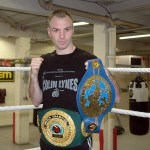 Interview With Former World Champion Colin Lynes