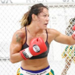 Cris Cyborg Justino following Conor McGregor with CSAC boxing license approval