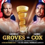 George Groves vs Jamie Cox Live Results on ITV Box Office