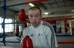 Iain Weaver eagerly awaiting pro debut in London on April 27th