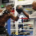 Peter 'Kid Chocolate' Quillin Training Camp Notes