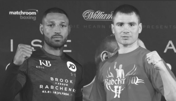 Kell Brook 'better than ever' before Sergey Rabchenko fight in Sheffield