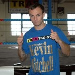 Interview – Kevin Mitchell On This Weekend's Showdown With John Murray