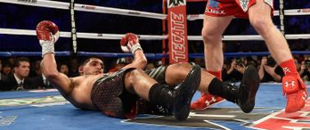 Khan knocked out by Canelo
