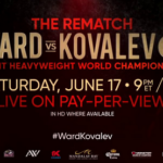 Watch Andre Ward vs Sergey Kovalev 2 Live Results on HBO PPV