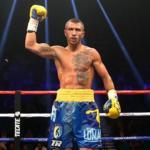 Vasyl Lomachenko makes defensive Guillermo Rigondeaux quit in round 6