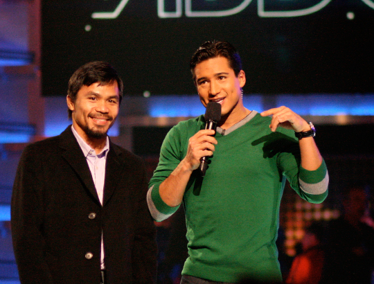 Dancing with the Stars: Where are they now? - slide 3 - NY ... |Mario Lopez Americas Best Dance Crew