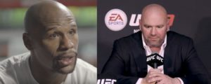 Floyd Mayweather and UFC's Dana White believe the Canelo vs Golovkin rematch should go forward