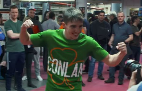 Watch Michael Conlan Take On David Berna Live On St Patrick's Day