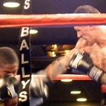 Replacement KO: King Gabe Rosado Finishes Bruce in Five