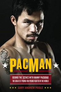 Manny Pacquiao book cover