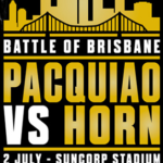 Watch Manny Pacquiao vs. Jeff Horn Online Live Video Stream Information