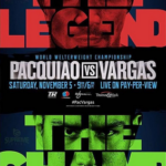 Watch Manny Pacquiao Fight Jessie Vargas Live Online