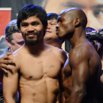 Live Video: Manny Pacquiao vs. Timothy Bradley 3 Weigh-In Results
