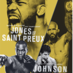 UFC 197: Jon Jones vs Ovince Saint Preux Live on YouTube Video PPV