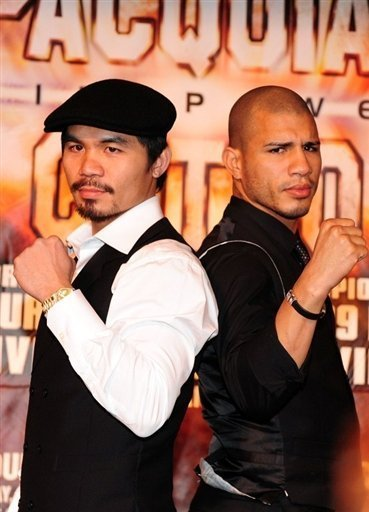 cotto pacquiao beverly hills presser