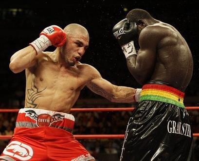 Clottey Cotto Boxing