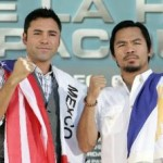 Vanity Fair Essay Profiling Oscar De La Hoya and his Upcoming bout with Pacquiao.