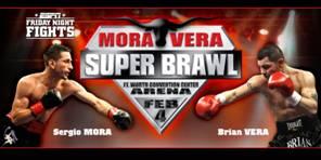 Sergio Mora vs Brian Vera